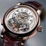 Место копии швейцарских часов в образе делового человека