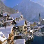 Зимняя сказка в Чехии