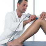 Метод УВТ коленного сустава — новейшее достижение в медицине