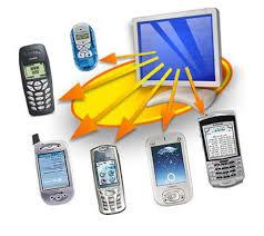 фото: рассылка СМС (SMS) от unisender