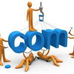 Создание веб-сайта в мировой паутине сети Internet.