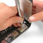 iPhone 5 который круче других, как заменить стекло