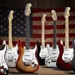 Электро- и бас-гитары