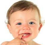 Первые зубки у малыша — радость для мамочек