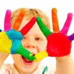 Творческие развлечения для детей школьного возраста