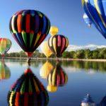 Организация полетов на воздушных шарах