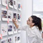Этапы разработки фирменного стиля