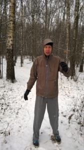 лес москва
