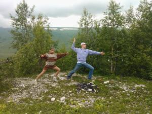кавказские горы лагонаки гимнастика