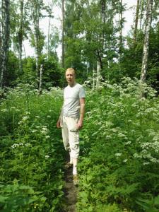 весна лес