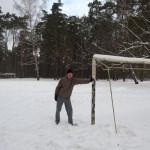 ГТО (готов к труду и обороне) включая зимний футбол :)